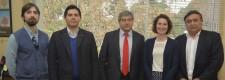 Le CIRCERB visite l'Université de BioBio au Chile