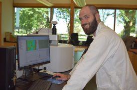 Antoine Cogulet, étudiant PhD, Sciences du bois